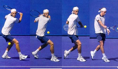 Rolul si continutul tehnicii in tenisul de performanta